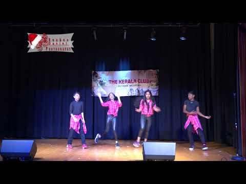 Kerala Club Christmas Program - Cinematic Dances