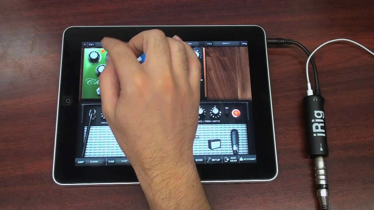 Best guitar effects apps for iPad and iPhone (2018