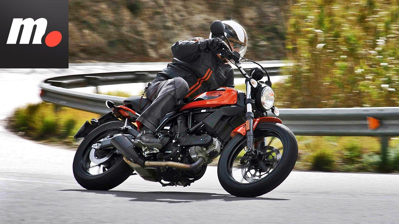 Ducati Scrambler Review Youtube