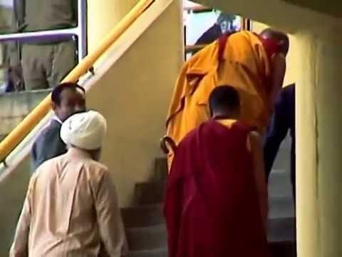 Dalai Lama, Dharamsala, India