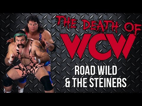 The Death of WCW: Road Wild and The Steiners