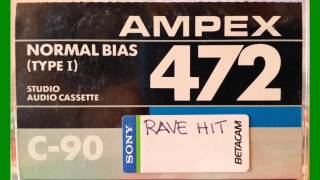 RAVE HIT - Centro Suono Rave - Techno tunes from 1991