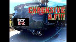 Nissan GTR Rebuild Progress + Super Rant!!! Parts Cost Wayyy Tooo Much