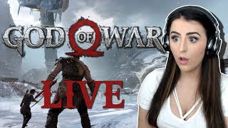 GOD OF WAR | LIVE thumbnail