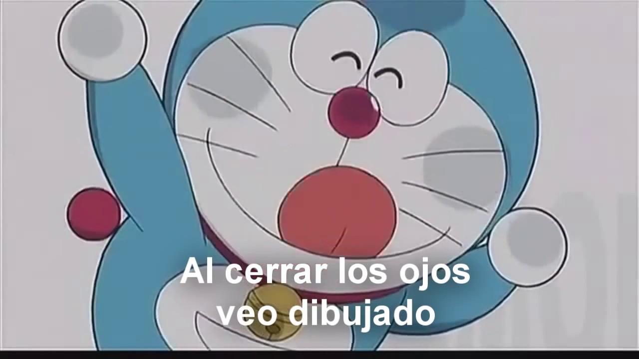 Música De Doraemon Con Letra Youtube