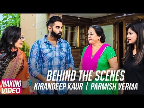Behind The Scenes |KeharSingh| Kirandeep Kaur | Parmish Verma | Desi Crew | Speed Records