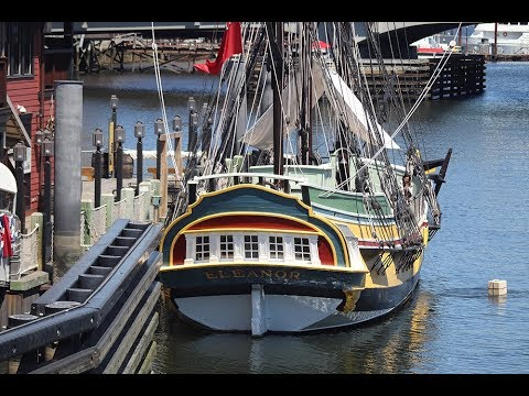 Tour Boston's Seaport And Fort Point
