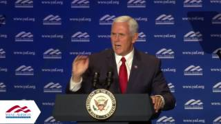 Vice President Mike Pence NCSC Key Note