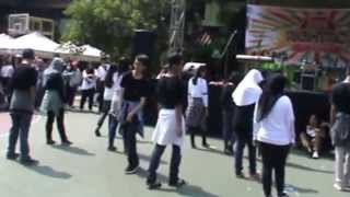 "GEBYAR ""RIGHTRO"" SMAN 48 ( 2015 ) PART 2"