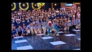 Большие танцы. Ростов-на-Дону, Самара и Санкт-Петербург. Танец 2. 20.04