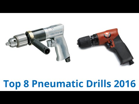 8 Best Pneumatic Drills 2016