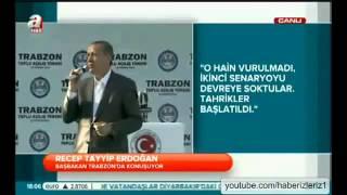 Başbakan Erdoğan, Trabzon Toplu Açılış Töreni'nde Konuşuyor! 15 Haziran 2014 Pazar [HD]