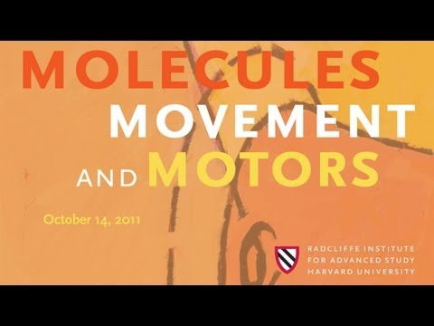 Molecules, Movement, and Motors: Welcoming Remarks - Radcliffe Institute
