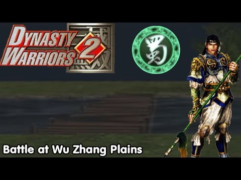 Slim Plays Dynasty Warriors 2: The Battle at Wu Zhang Plains (Shu)