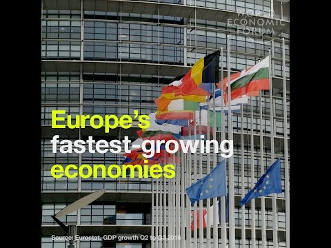 Europe's fastest growing economies