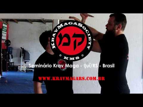 Seminário Krav Maga Society | Ijuí/RS - Brasil