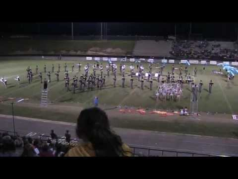 Gardendale High School Marching Band 2014
