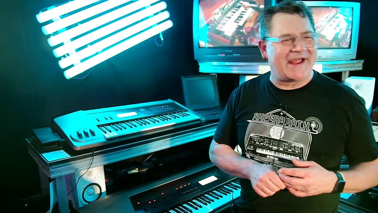 Yamaha Synthesizer – Killer Synthesizers & Workstations from Yamaha