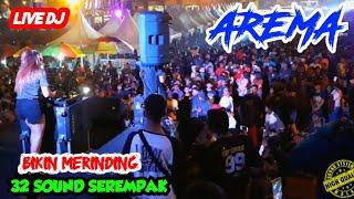 Download lagu Bikin Merinding...!!! saat 32 SOUND di Bunyikan putar lagu AREMA Bersama di Stadion Kanjuruhan