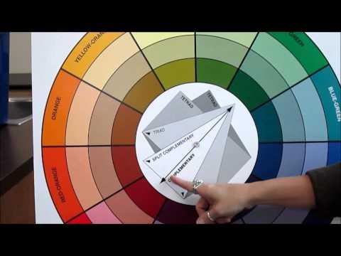 Art 1: Unit 5- Color Harmonies Explained