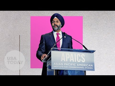 First Sikh attorney general has message for Trump, minorities