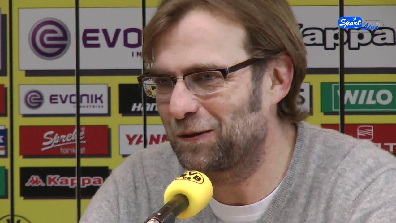 PK von Borussia Dortmund zum Auswärtsspiel gegen den Hamburger SV (Teil 1)
