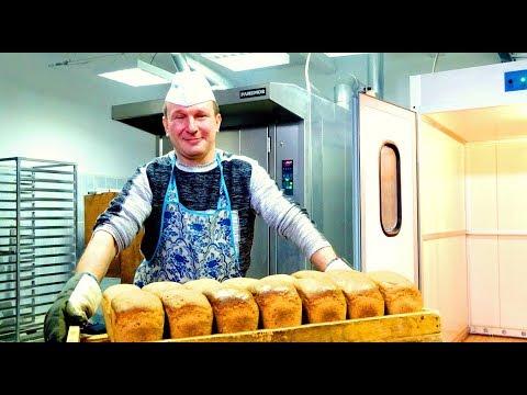 Пробные выпечки хлеба на Новой Пекарне