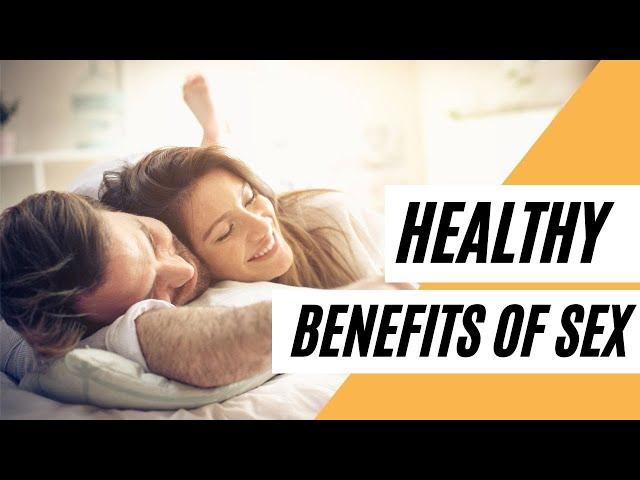 12 Amazing Health Benefits Of Sex (Shorts)