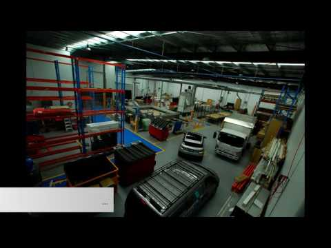 The Greater Group's Australian Joinery Manufacturing Plant - The Lab