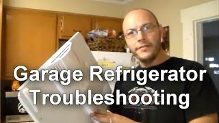 Refrigerator Not Working in your Garage? Here's Why