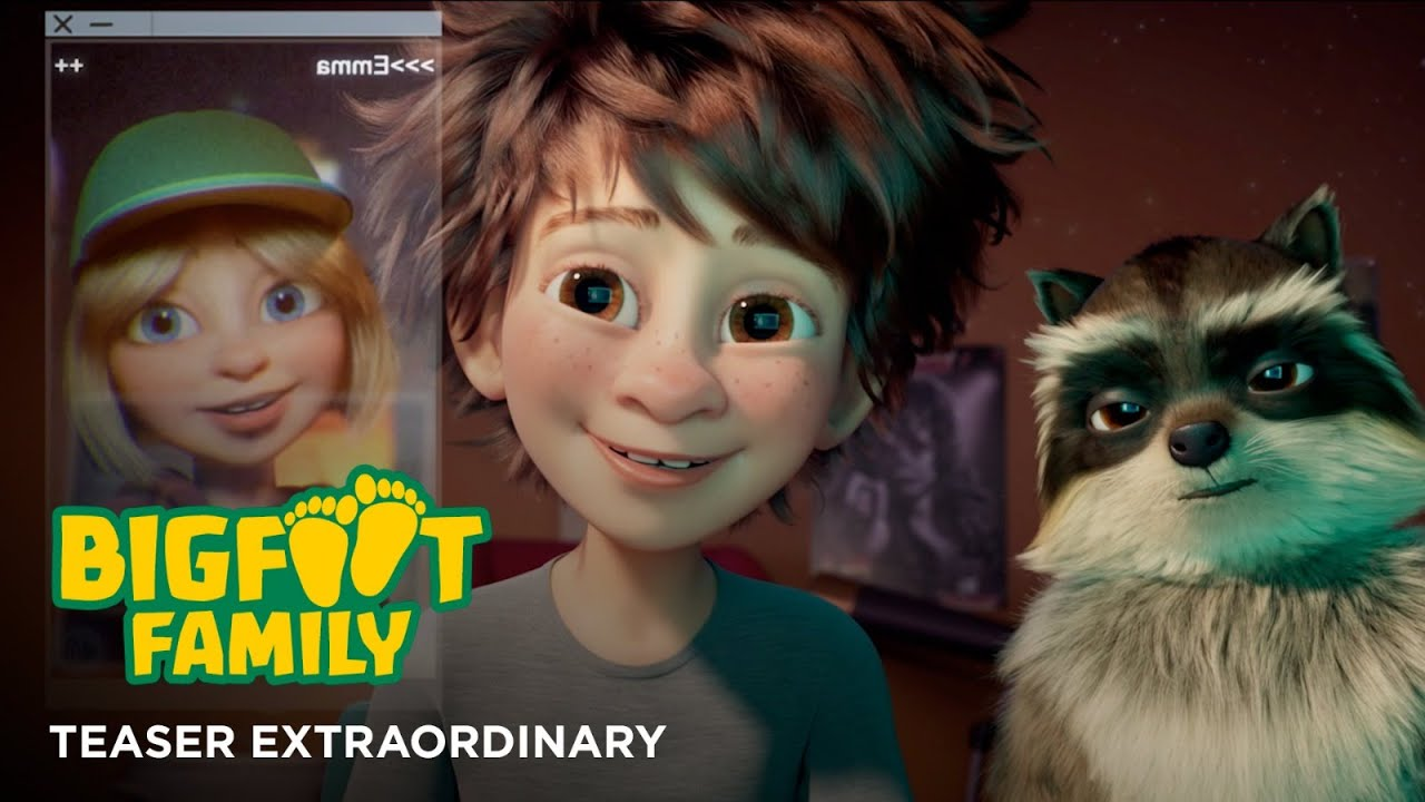 Bigfoot Family Teaser Extraordinary Youtube