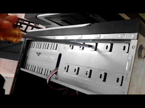 pemasangan hard disk