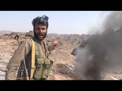 Houthis raid on Saudi Army military camp in Najran | August 2018 | Saudi Arabia