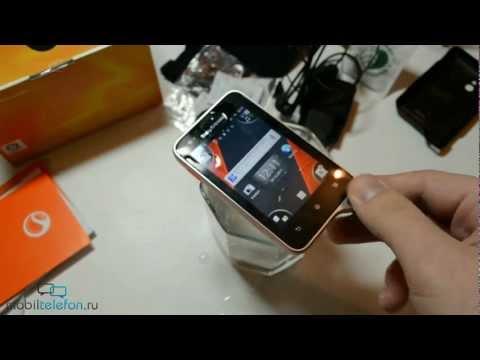 Обзор Sony Ericsson Xperia Active (+распаковка, тест водой)