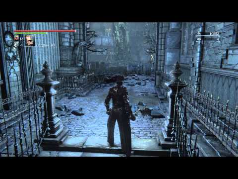 Bloodborne™ - From The Great Bridge to Father Gascoigne