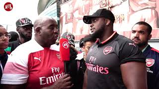 Arsenal 0-2 Man City | There Were Positives On The Pitch & The Touchline! (Da Mobb)