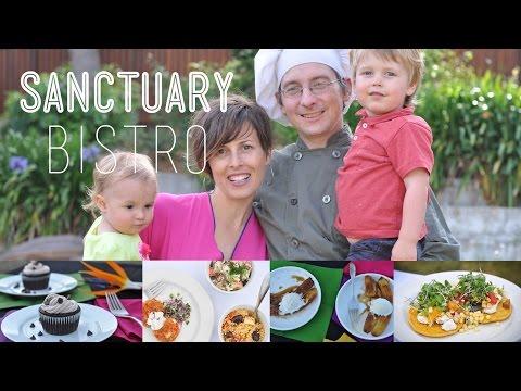 Sanctuary Bistro | Vegan & Gluten Free Restaurant