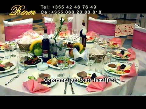 """Hotel Restaurant Taverna """"Baron"""" Tirana Albania"""