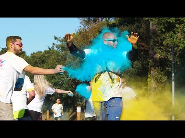 Color Run Cadiou 2019