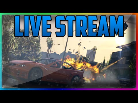 Live Stream - GTA 5 Online Races with Subscribers!