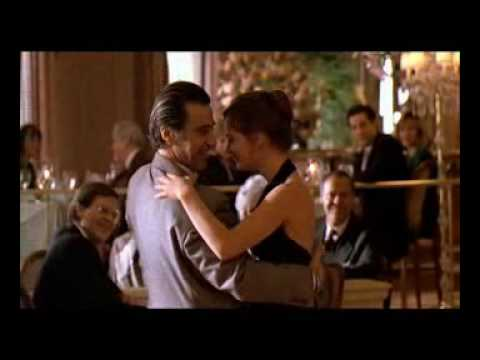 Scent of a woman Martin Brest 1992 Al Pacino Chris O'Donnell - the tango scene Mp3