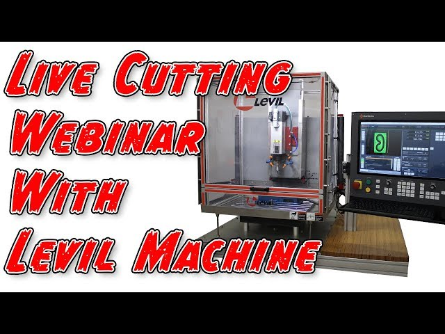 Live Cutting on the Levil Machine