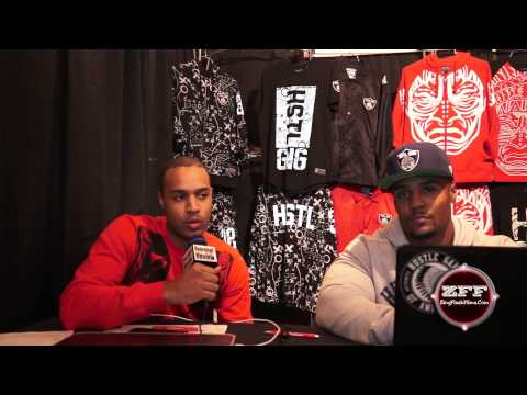 Hustle Gang Clothing Brand DMR Interview Nov 2014