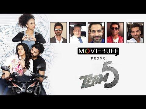 Team 5 (Tamil) - Moviebuff Promo   Sreesanth, Nikki Galrani, Pearle Maaney   Suresh Govind