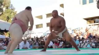 100 and 1 best fights Sumo