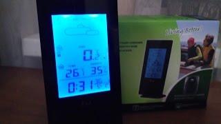 Домашняя метеостанция Ea2 slim BL503. Распаковка и обзор