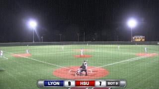 Reddies Baseball vs. Lyon College   Feb. 26, 2019