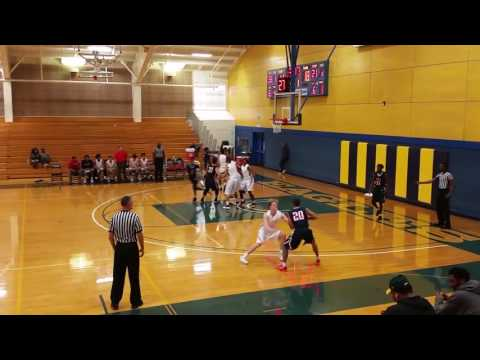 Cosumnes River vs. Skyline College Men's Basketball FULL GAME 11/19/16