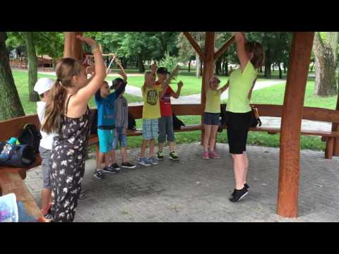 Summer Camp 2016 - Welcome song #IES