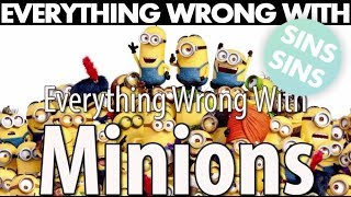 """Everything Wrong With """"Everything Wrong With Minions In 15 Minutes Or Less"""""""